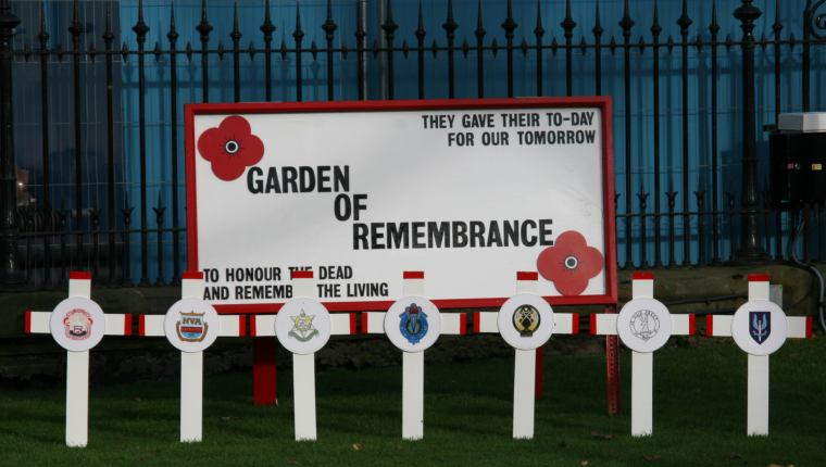 2009 Garden of Remembrance